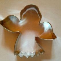 Angyal sütikiszúró mézeskalács forma 7 cm