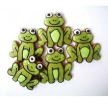 Béka állatos sütemény kiszúró forma 5 cm