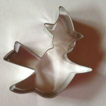 Boszi sütikiszúró forma fém Halloween 7 cm
