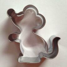 Egér kiszúró forma, sütikiszúró 6 cm