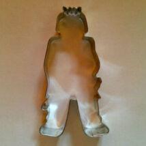 Herceg, királyfi mézeskalács kiszúró forma 9 cm