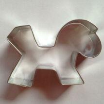 Lovas sütikiszúró, mézeskalács forma 6,5 cm