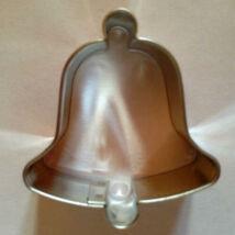 Mézeskalács harang sütikiszúró forma 4,3 cm