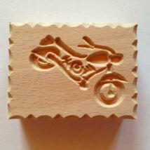 Motor sütipecsét, sütinyomda, keksz bélyegző