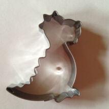 Sárkány állatos sütemény kiszúró forma 6,5 cm