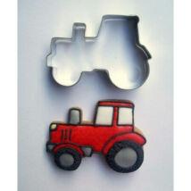 Traktor alakú sütemény kiszúró forma 7,5 cm