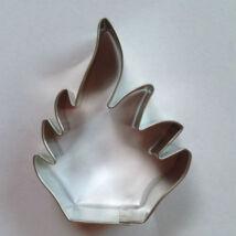 Tűz kiszúró sütemény szaggató forma 6,5  cm