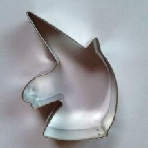 Unikornis sütikiszúró mézeskalács szaggató forma 8,8 cm