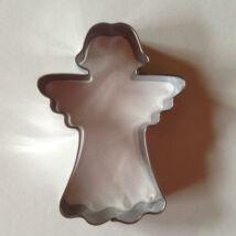 Angyalka karácsonyi sütemény kiszúró forma 7,7 cm
