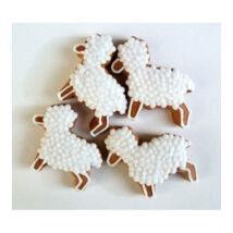 Bárány húsvéti sütemény kiszúró forma 9,5 cm