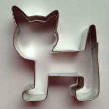 Éjjeli bátor macska állatos mézeskalács kiszúró forma 8 cm