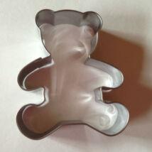 Mackó állatos sütemény kiszúró forma 6 cm
