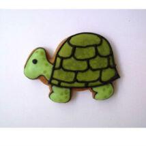 Teknős állatos sütemény kiszúró forma 6 cm