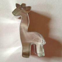 Zsiráf állatos sütikiszúró forma 6,5 cm