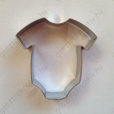 Body sütikiszúró mézeskalács forma babáknak 6 x 5,9 cm