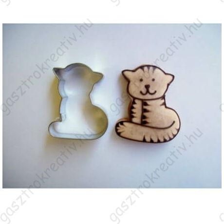 Cicás sütemény kiszúró forma 5,5 cm
