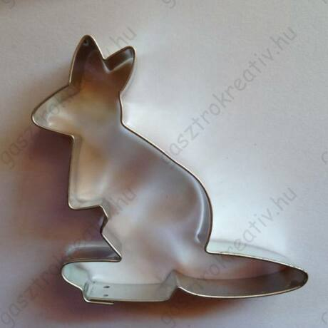 Cuki kenguru sütemény kiszúró forma 7,7 x 7,7 cm