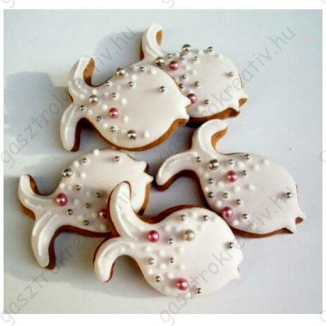Halacska süti kiszúró forma 5 cm
