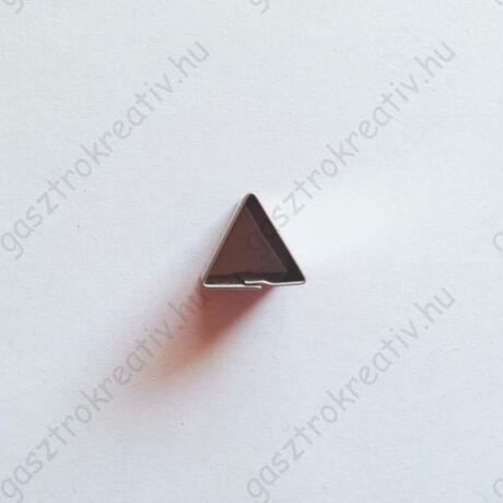 Iciri piciri háromszög linzer közép kiszúró, linzer kiszúró 1,4 cm