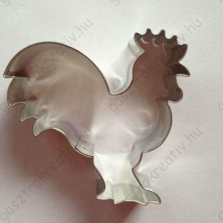 Kakas kiszúró forma, sütikiszúró 5,5 cm