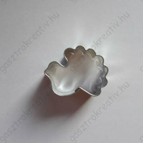 Kis galamb süti kiszúró, mézeskalács figura 3,6 cm