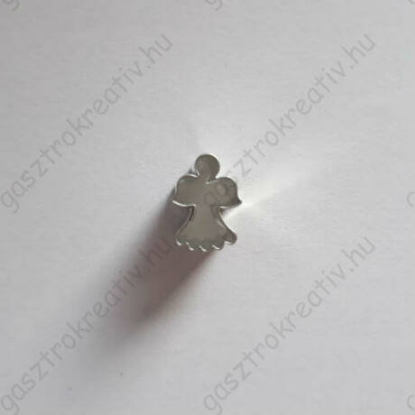Mini angyalka linzer közép forma, linzer kiszúró 1,8 cm