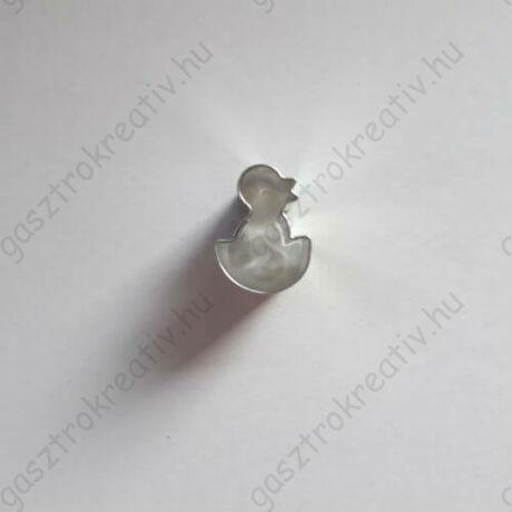 Mini csibe tojásban linzer közép, linzer kiszúró 2,1 cm
