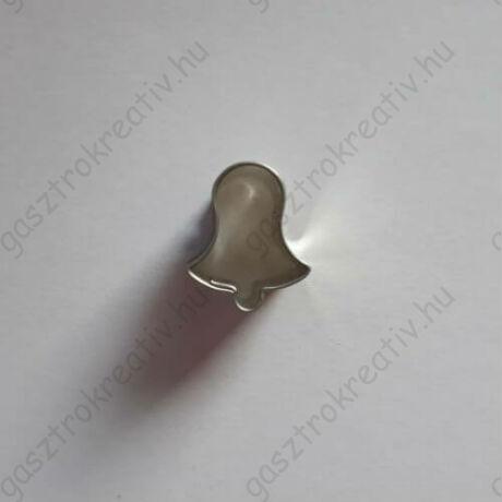 Mini harang kiszúró karácsonyi mézeskalács figura 2 cm