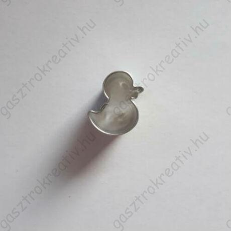 Mini kacsa linzer közép, linzer kiszúró 2 cm