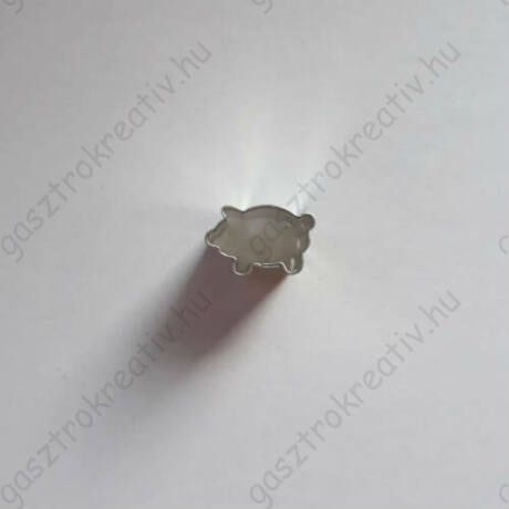 Mini malac linzer közép forma, linzer kiszúró 1,7 cm