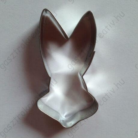 Nyúlfej kiszúró, húsvéti kiszúró formák 7,6 cm