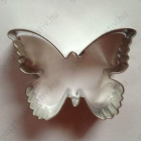 Pillangó kiszúró forma, sütikiszúró 5,7 cm