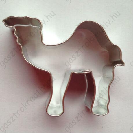 Púpos teve állatos mézeskalács kiszúró forma 5,5 cm