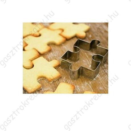 Puzzle kirakós sütikiszúró forma 5 cm