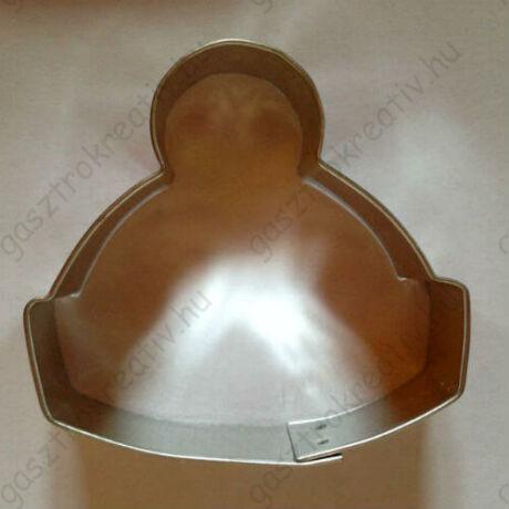 Sapka kiszúró sütikiszúró forma 5,8 cm