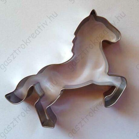 Szökkenő lovacska sütikiszúró 7 x 9 cm