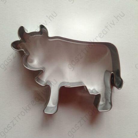 Tehén sütikiszúró forma állatos 6 x 7,8 cm