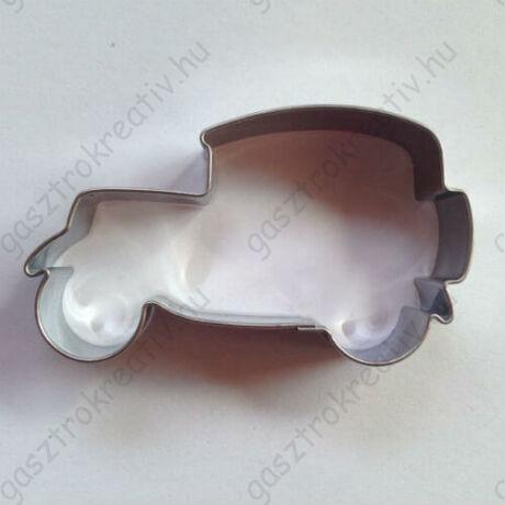 Veterán autó sütikiszúró forma 7 cm