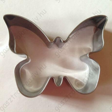 Lepke állatos sütemény kiszúró forma 6,5 cm
