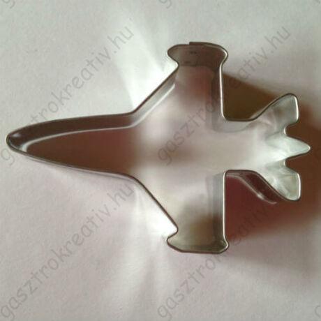 Vadászrepülő jármű mézeskalács kiszúró forma 7,5 cm